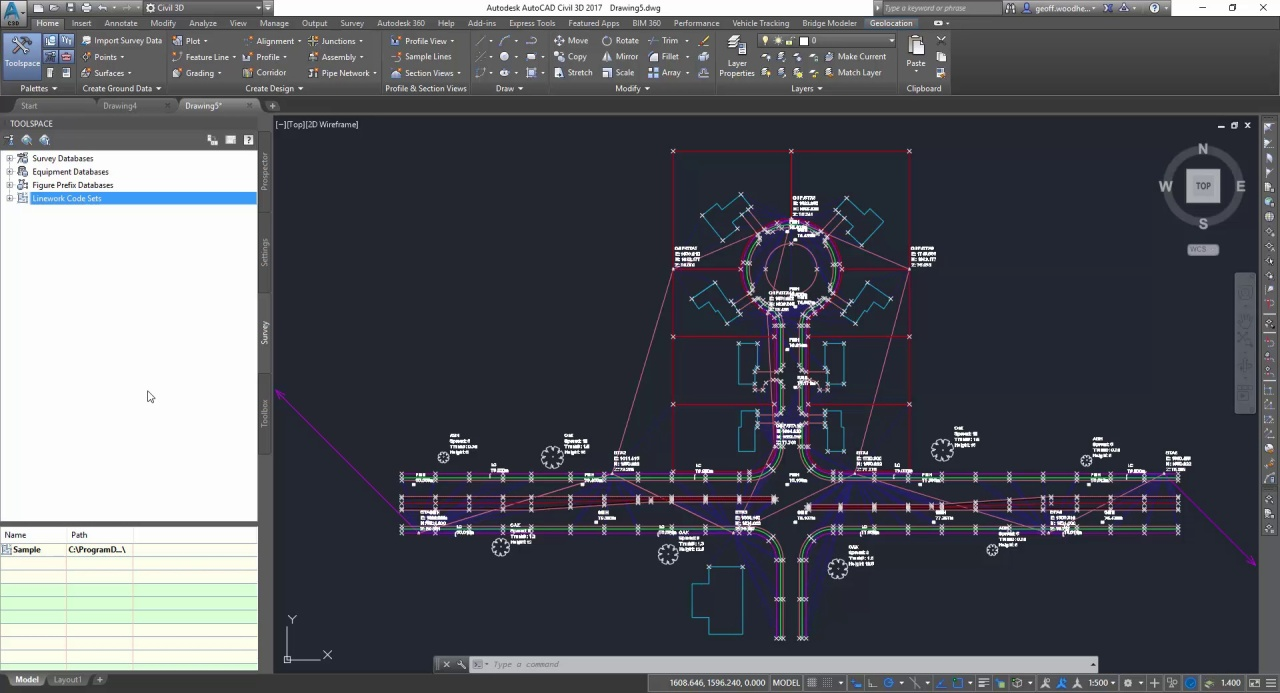 Autocad Civil 3d 2017 Survey Part 1 Introduction Piping Layout Questionnaire Video Thumbnail