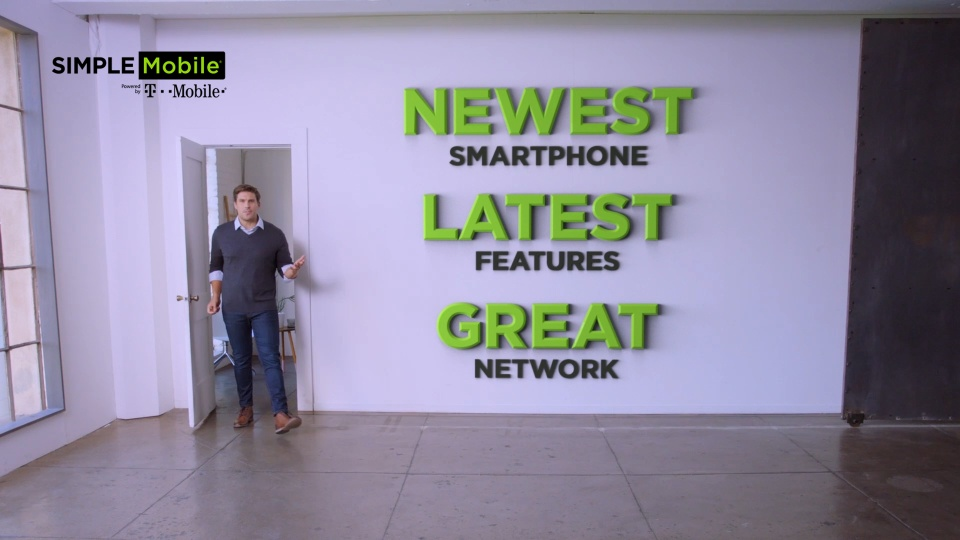 Simple Mobile $25 Unlimited Talk, Text & Data (First 3GB up