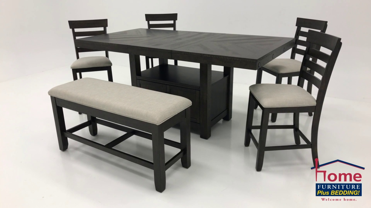 The Colorado Bar Height Dining Room Set By Elements Will Instantly Add A Fresh Look To Your Kitchen Or Area Perfect For Small Large Gatherings