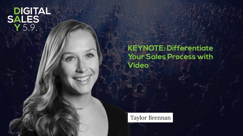 Wistia video thumbnail - Digital Sales Day - 08 - KEYNOTE Differentiate Your Sales Process with Video