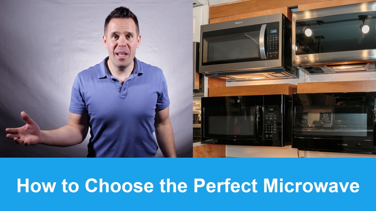 Microwave Buying Guide 2019