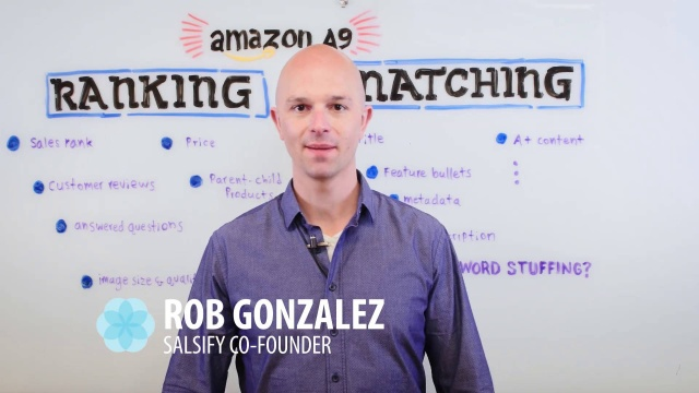 Wistia video thumbnail - Understanding Amazon's A9 Algorithm - At the whiteboard