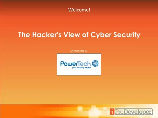 Hacker's View of Cyber Security | HelpSystems