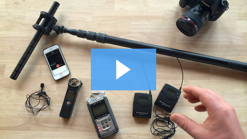 Business Video Production Process