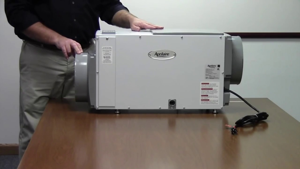 Aprilaire 1830 70pint Dehumidifier Free Shippping Sylvane. Video Thumbnail. Wiring. Whole House Dehumidifiers Duct Diagram At Scoala.co