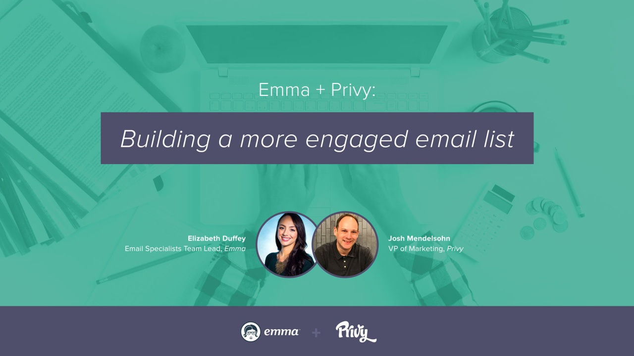 Building a more engaged email list