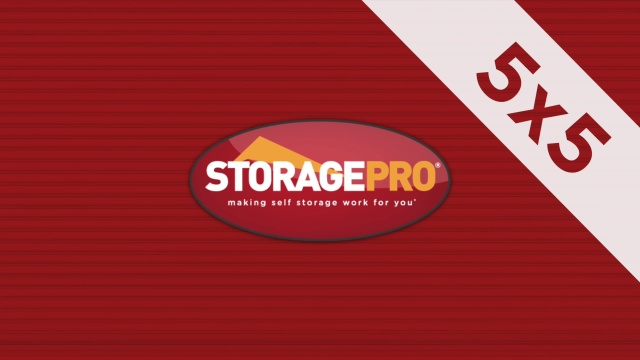 Wistia video thumbnail - 5x5 - StoragePro - Custom