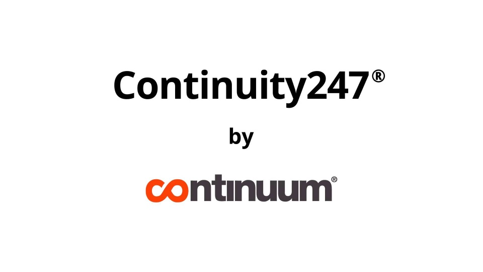 Wistia video thumbnail - Network Coverage Partner Perspective - The Continuity247 Fully-Managed Difference