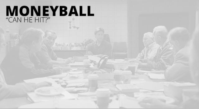 Wistia video thumbnail - Moneyball #02: Can He Hit?
