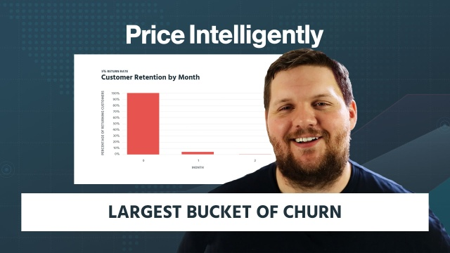 Wistia video thumbnail - Your Largest Bucket of Churn