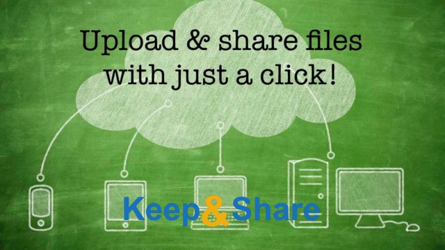 free online file hosting sharing keep share