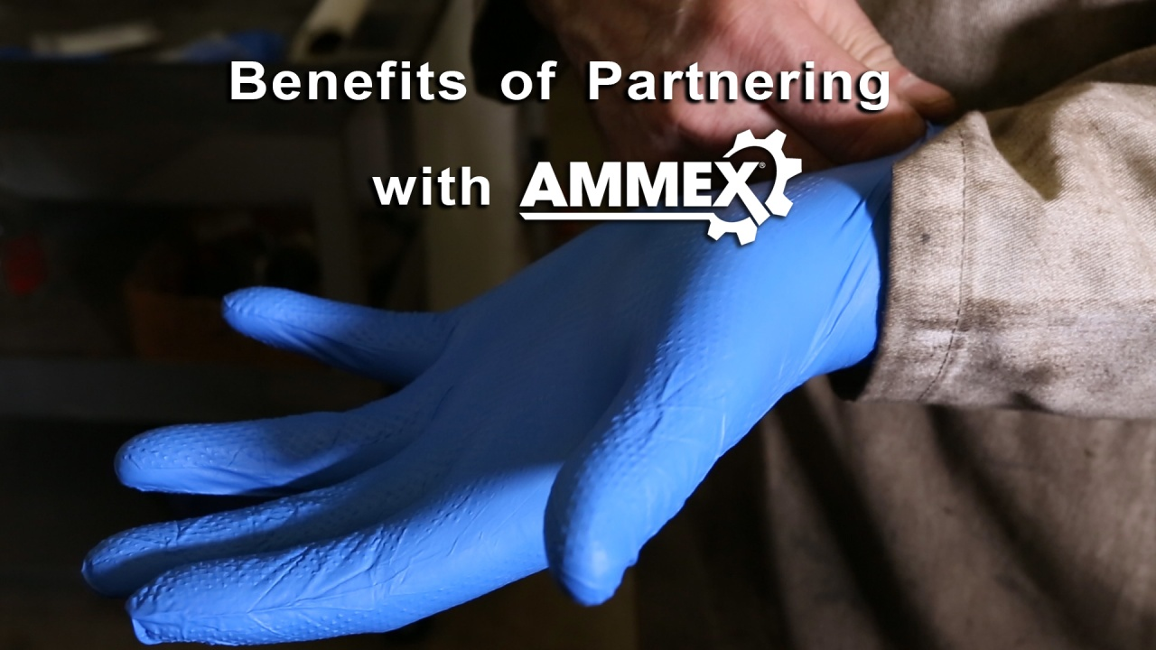 The Benefits of Partnering with AMMEX