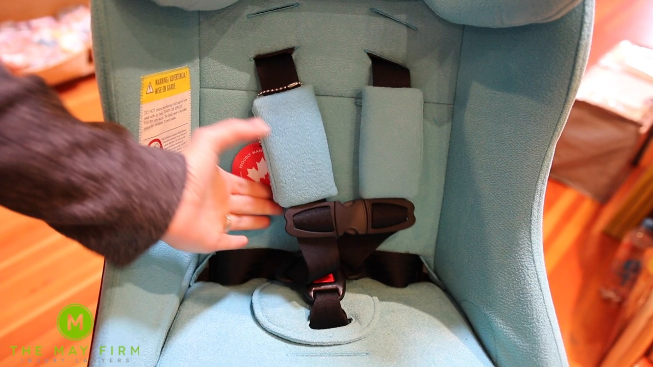 Current California Car Seat Safety Law