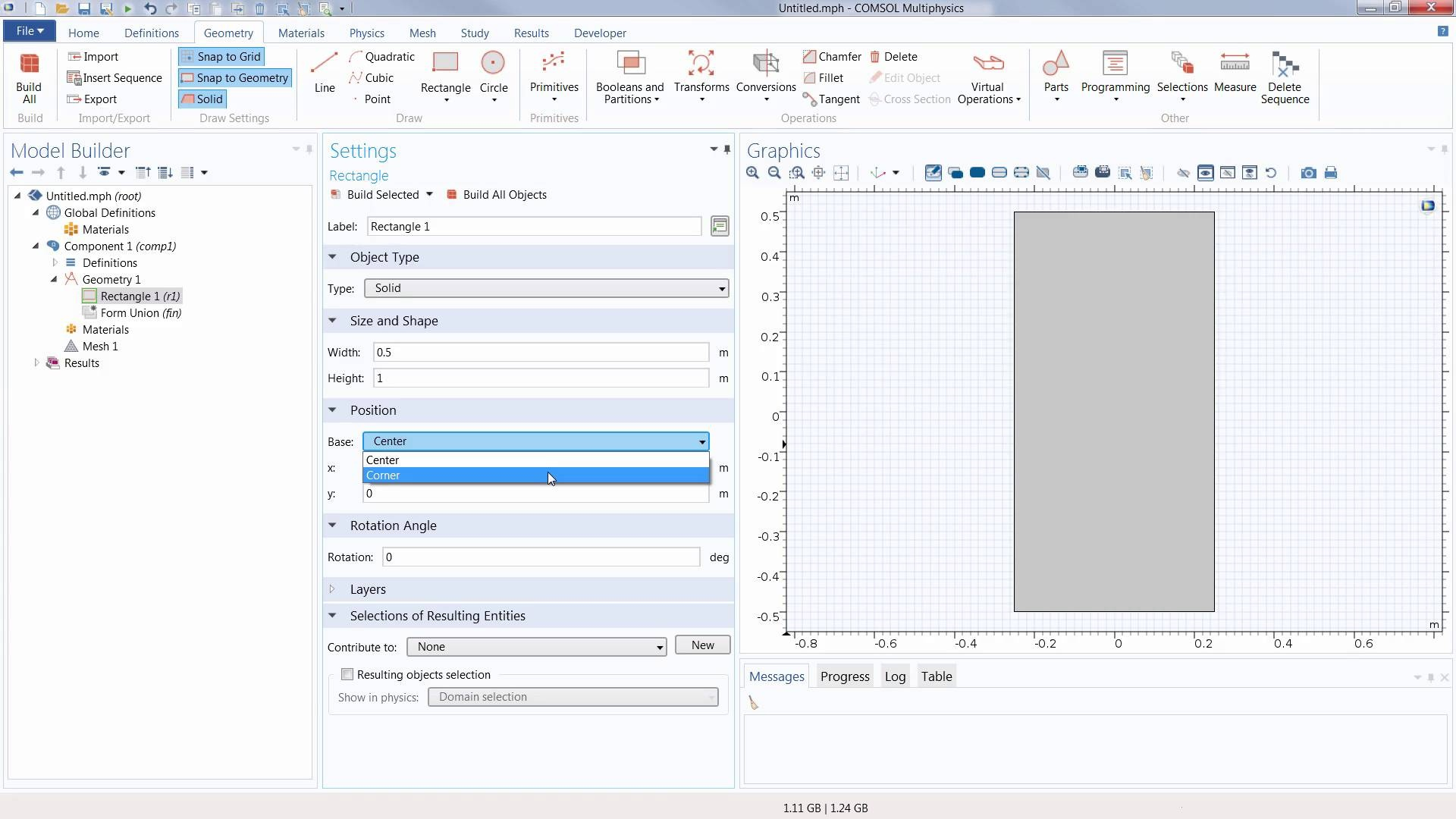 Creating A Model Geometry In Comsol Multiphysics Blog Adding Second Light To Existing 3way Circuitswitchswitchload2 Video Thumbnail