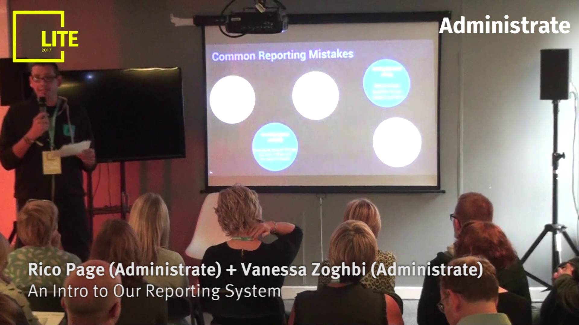 An Intro to Our Reporting System [Rico Page & Vanessa Zoghbi]