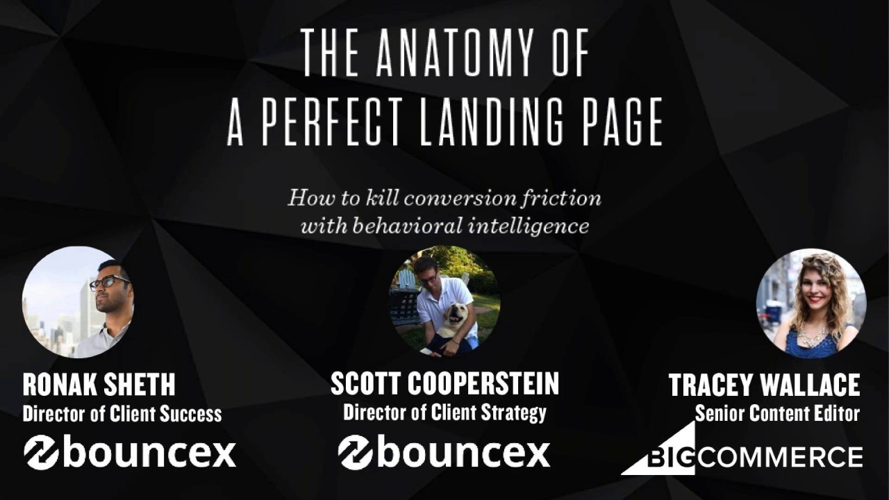 Landing Page Optimization: The Anatomy of a Perfect Landing Page ...
