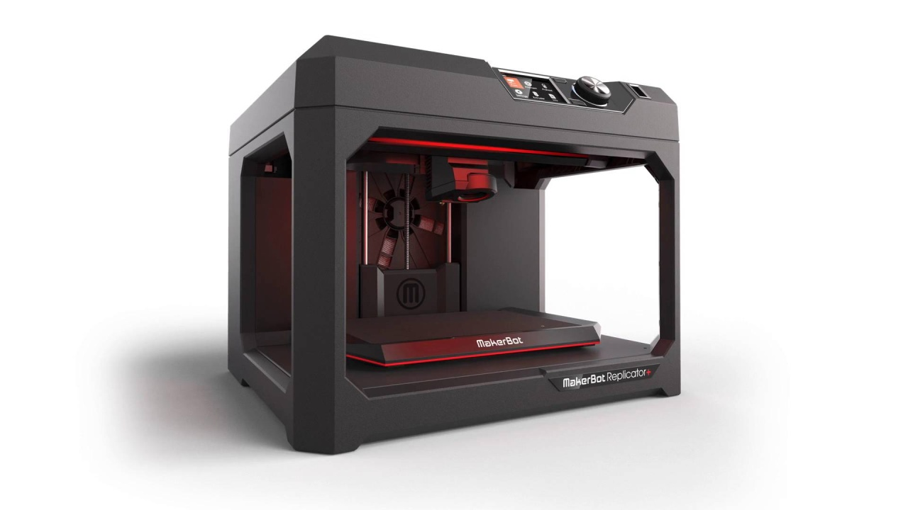 MakerBot Learning | How a MakerBot Works