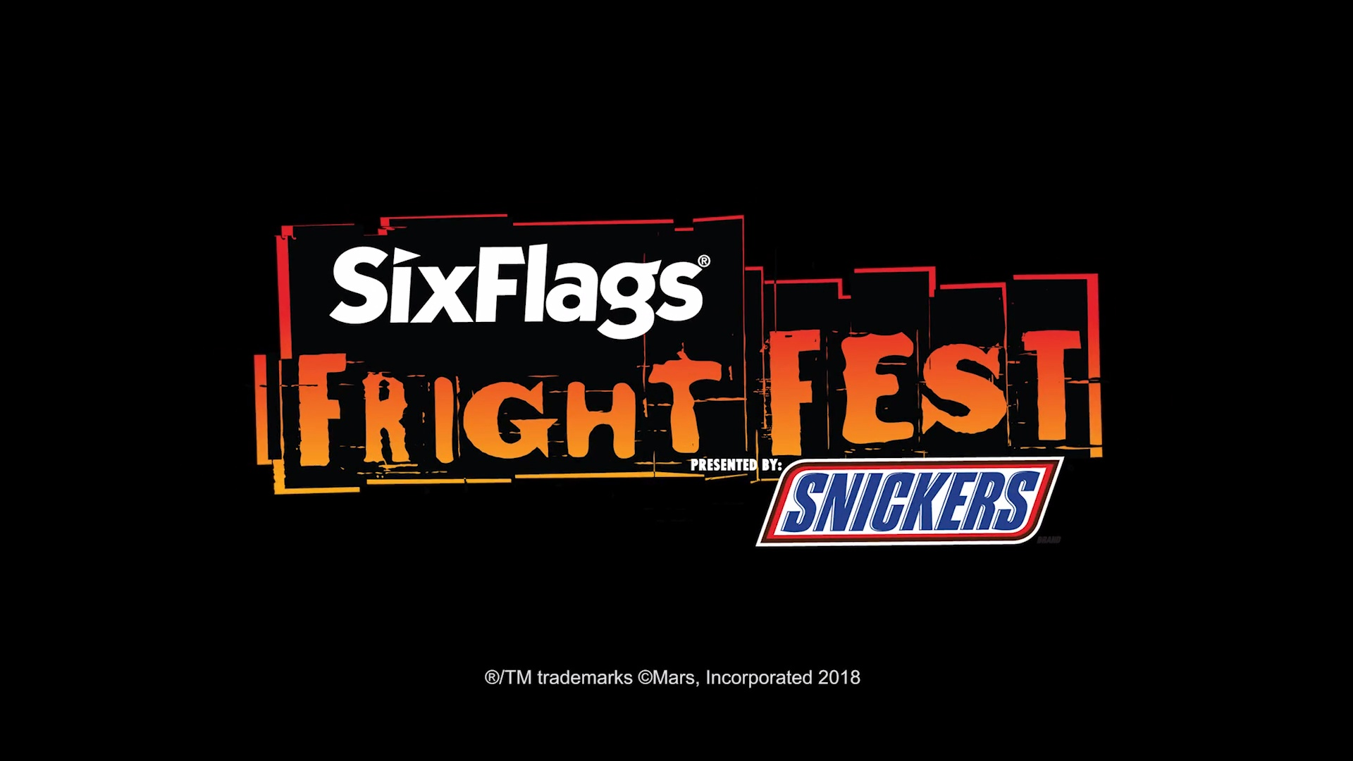 Fright Fest 2018 New Jerseys Most Terrifying Halloween Event Big  Voucher Map Six Flags Great Adventure