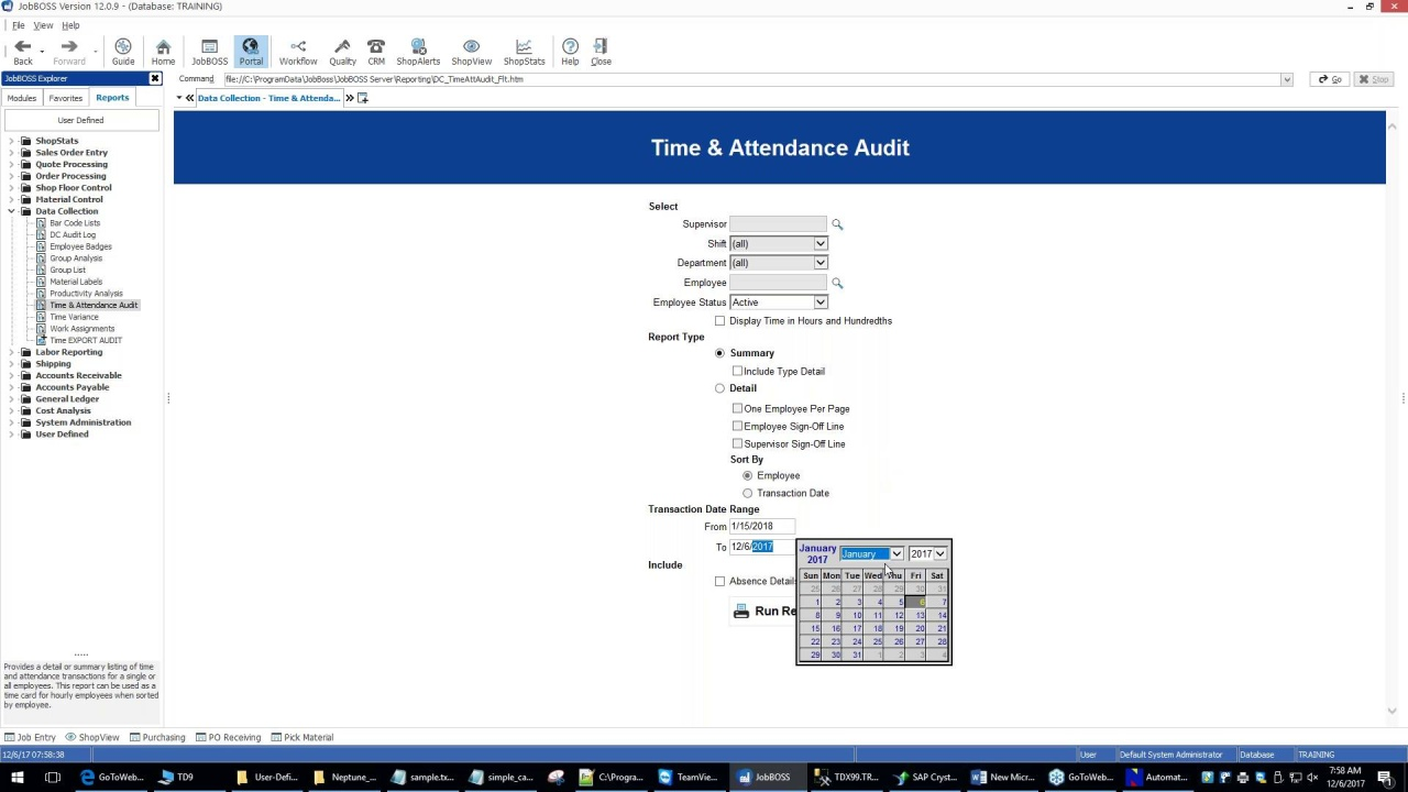 Automate Your Attendance Records