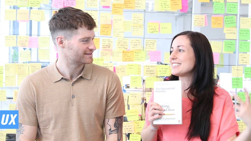 Wistia video thumbnail - the UX School Book Club with Jeff and Dee Long Version