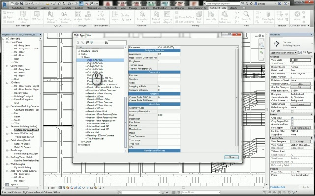 Wistia video thumbnail - BIM Manager - Multi-Type Editor [CGS Revit Tools]