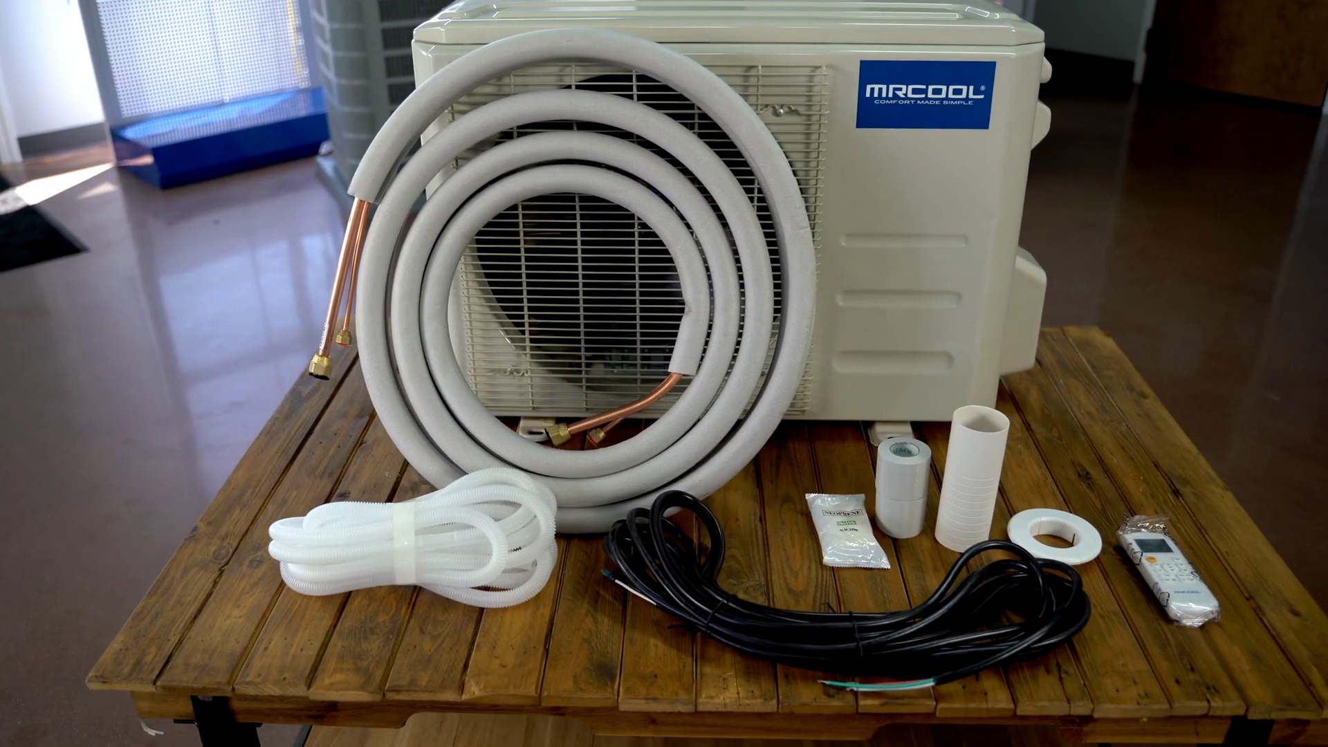 mrcool advantage 18,000 btu mini split heat pump sylvane