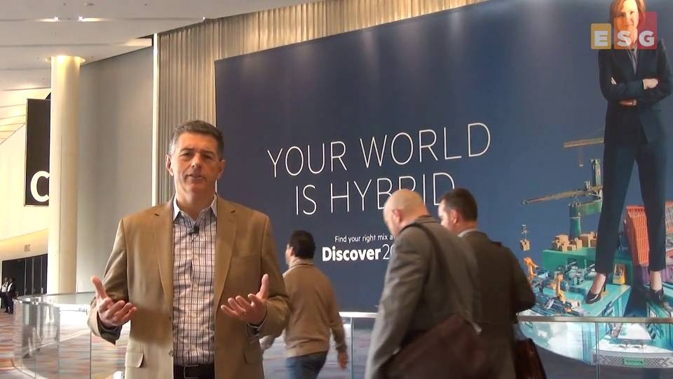 HPE Discover-ing Its True Identity