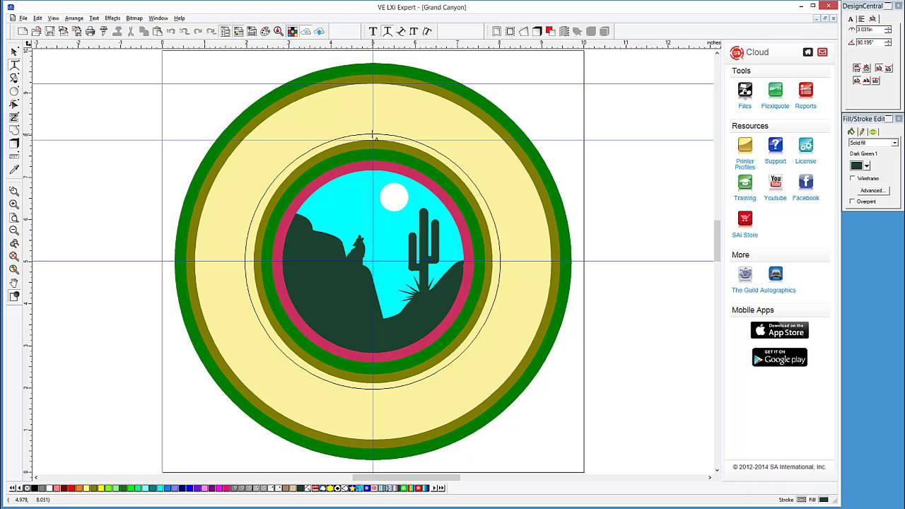 Printing & Graphic Arts Buy Cheap Flexi 11 Cutting Plotter Software For Cutting Sign Vinyl Contour Cutting Complete Range Of Articles Sign Making Supplies
