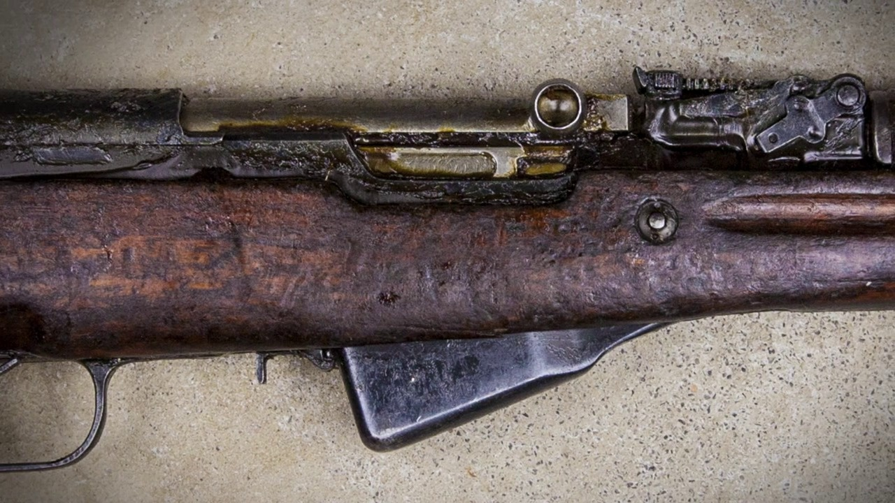 How to Remove Cosmoline from Military Surplus Rifles