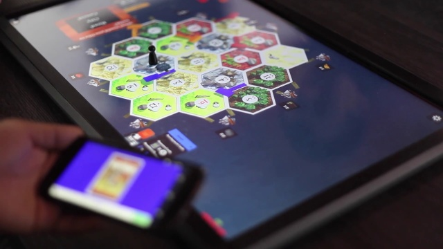 Playtable - Digital board game table