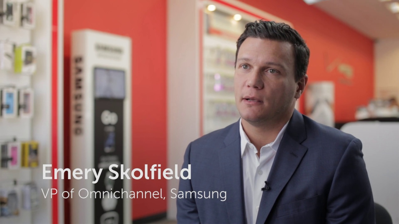 Wistia video thumbnail - Samsung Launches iQmetrix-Endless-Aisle