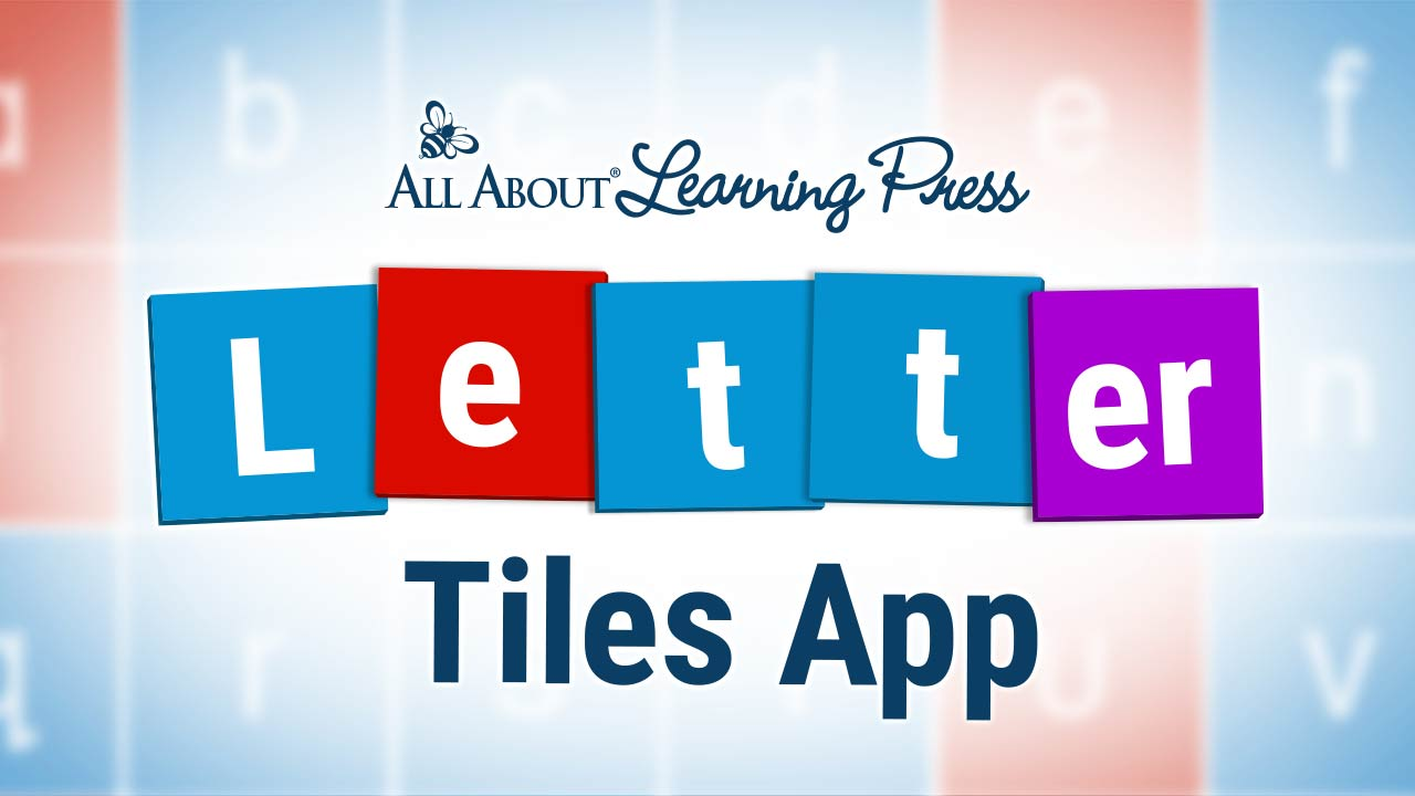 new phonics app from all about learning press. Black Bedroom Furniture Sets. Home Design Ideas