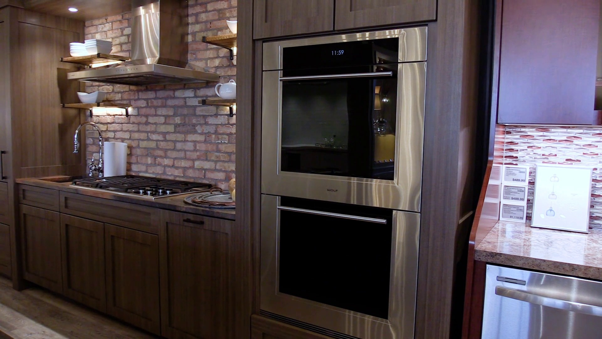 Wistia video thumbnail - Wolf M-Series Wall Ovens