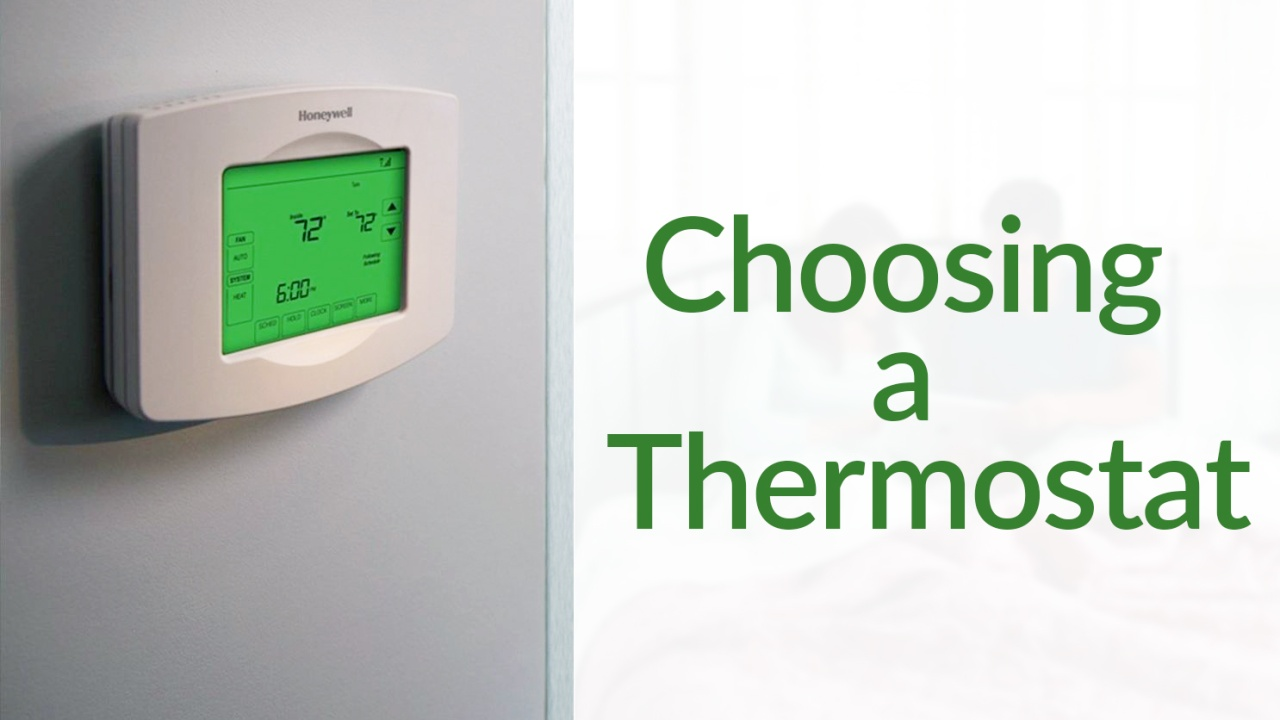 Thermostats Programmable Manual Sylvane Featured Video