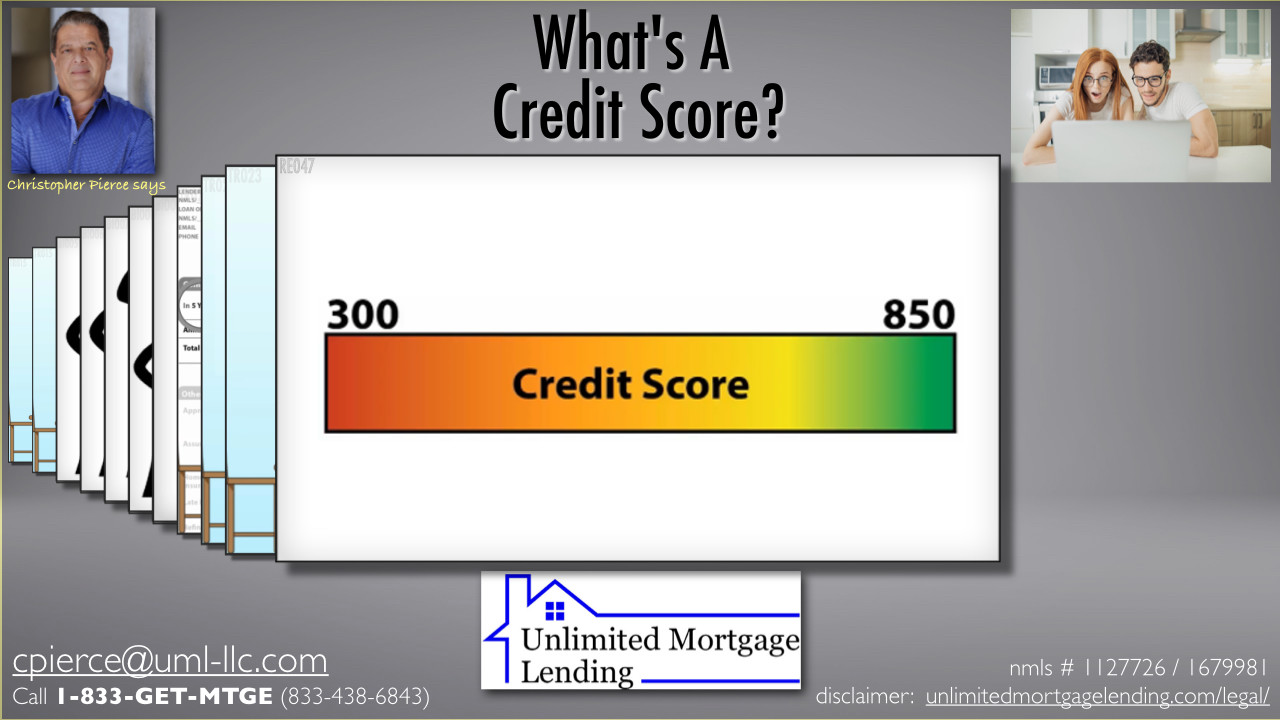 What Is A Credit Bureau Score And How Do Lenders Use Them? Unlimited Mortgage Lending