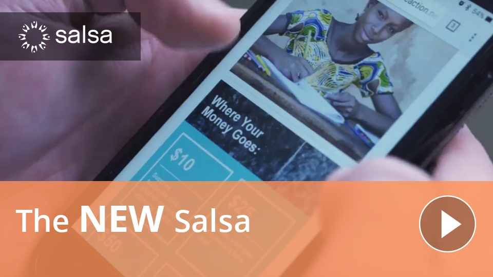 Wistia video thumbnail - The NEW Salsa
