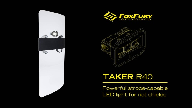 Wistia video thumbnail - FoxFury Taker R40