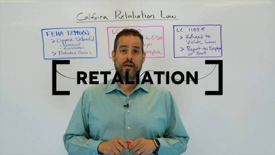 retaliation in the workplace law remedies bohm law group