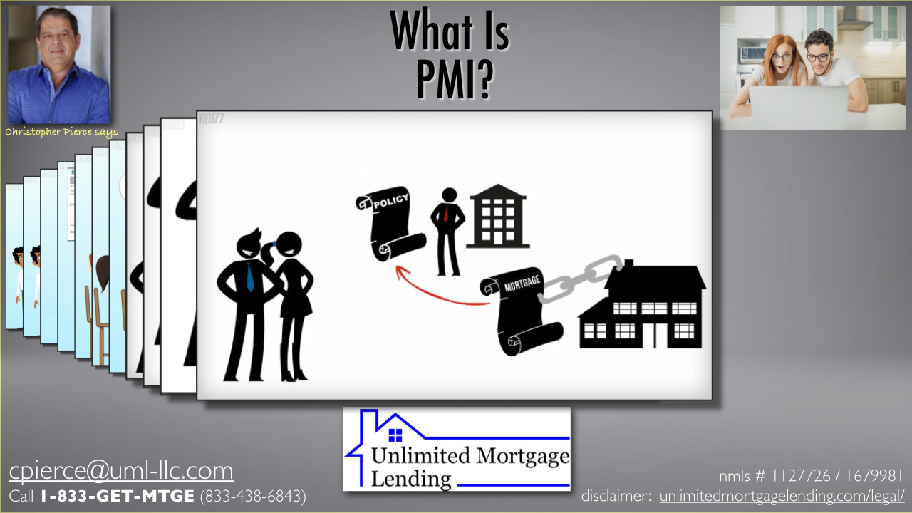 What Is PMI? Unlimited Mortgage Lending