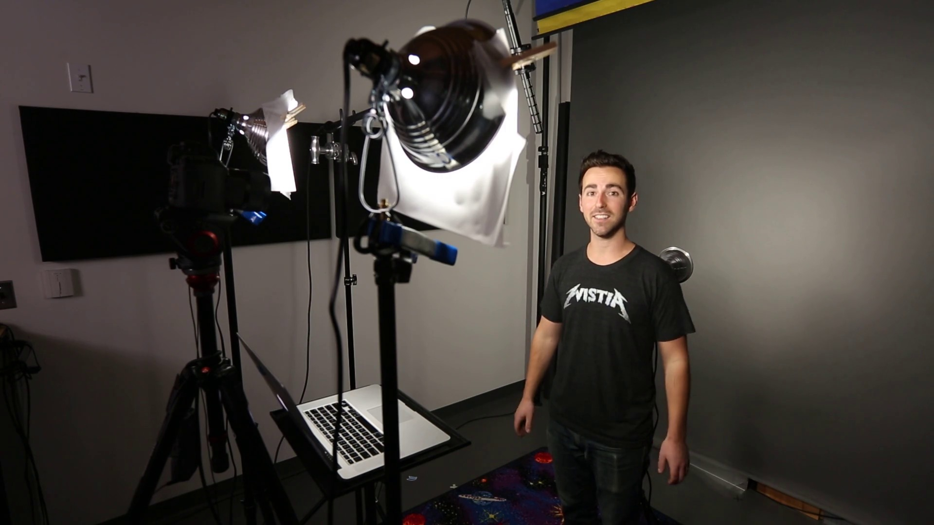 The Down And Dirty DIY Lighting Kit | Wistia Learning Center