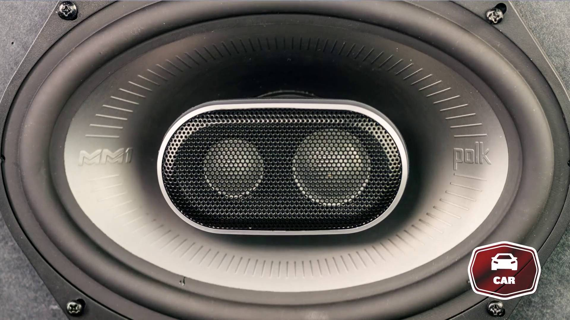 Mm1 Series Polk Audio Coil Device And Speaker Using On Wiring Speakers Dual Voice