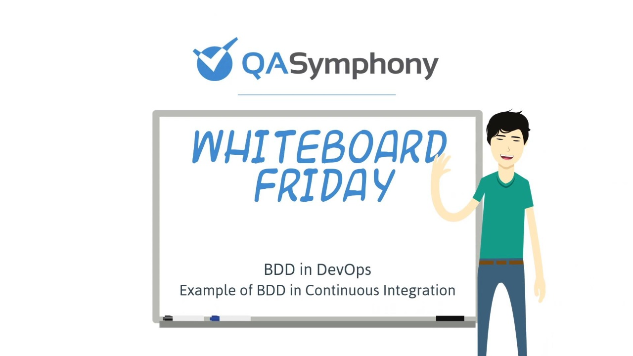 bdd in devops an example of bdd in continuous integration