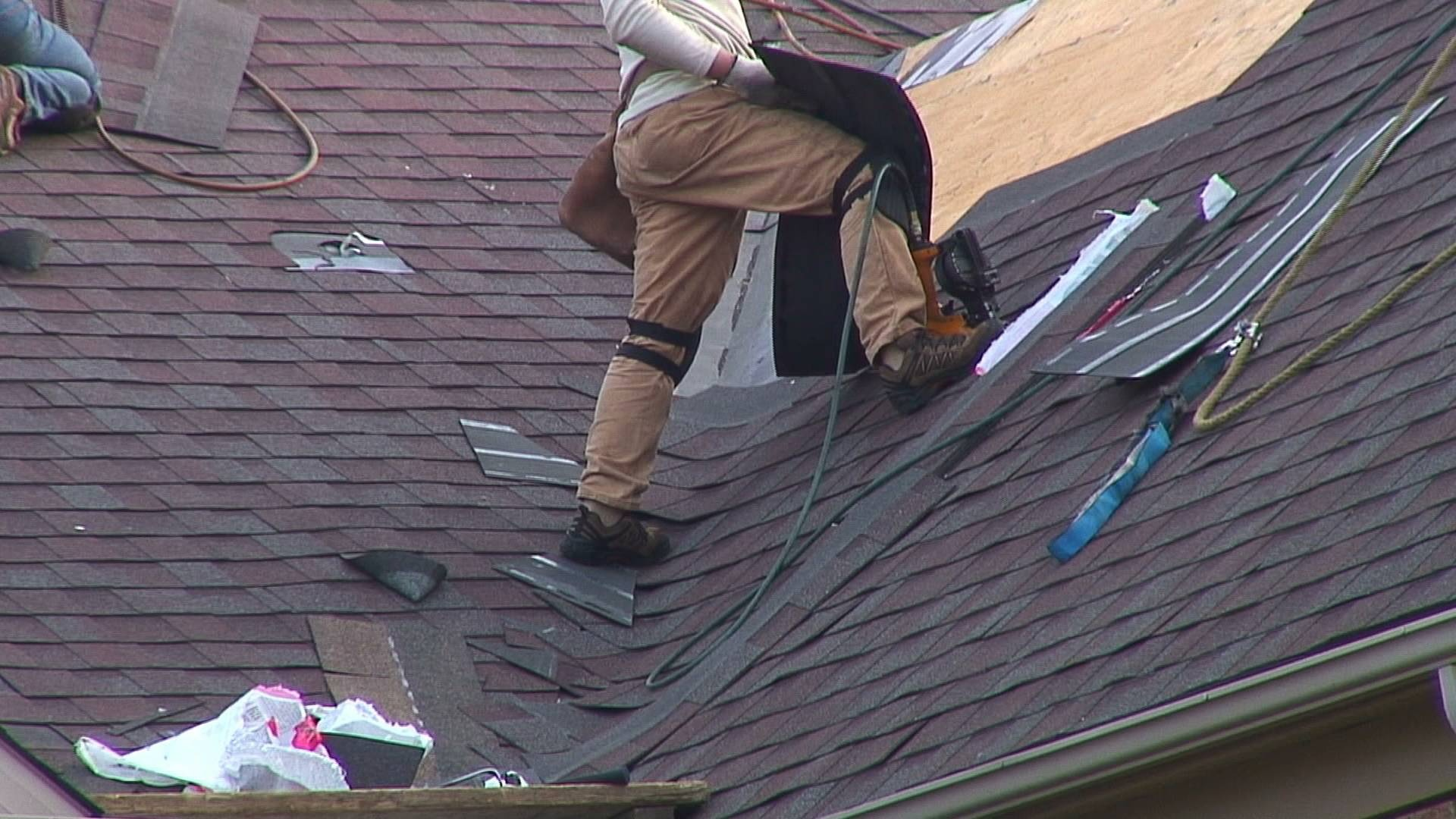Garland Roof Replacement Company Roof Repair Contrator