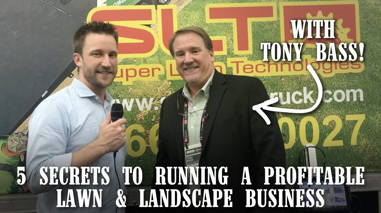 Video Thumbnail - 5 Secrets To Running A Profitable Lawn & Landscape Business (with