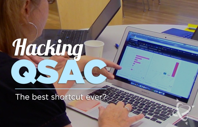 Wistia video thumbnail - Hacking QSAC: Best shortcut ever?