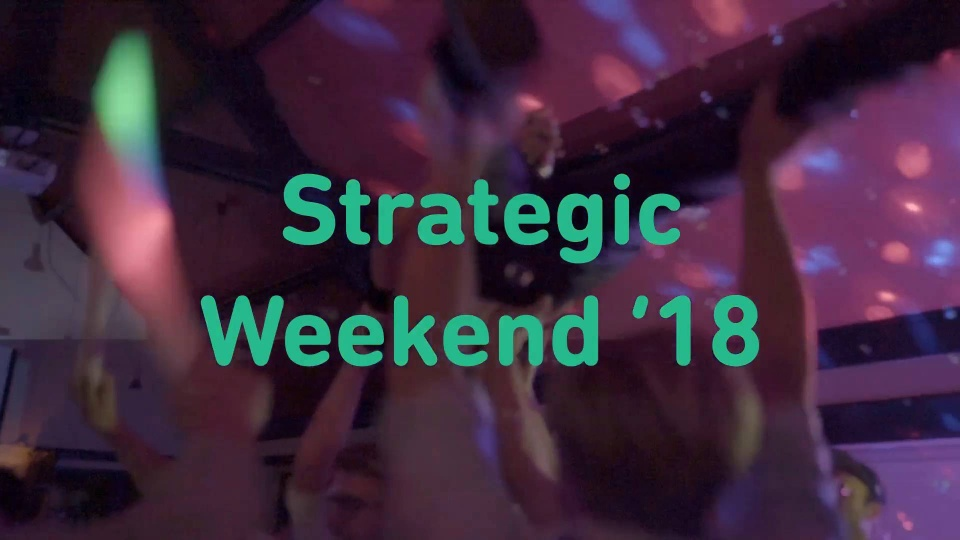 Wistia video thumbnail - Strategic Weekend Aftermovie '17
