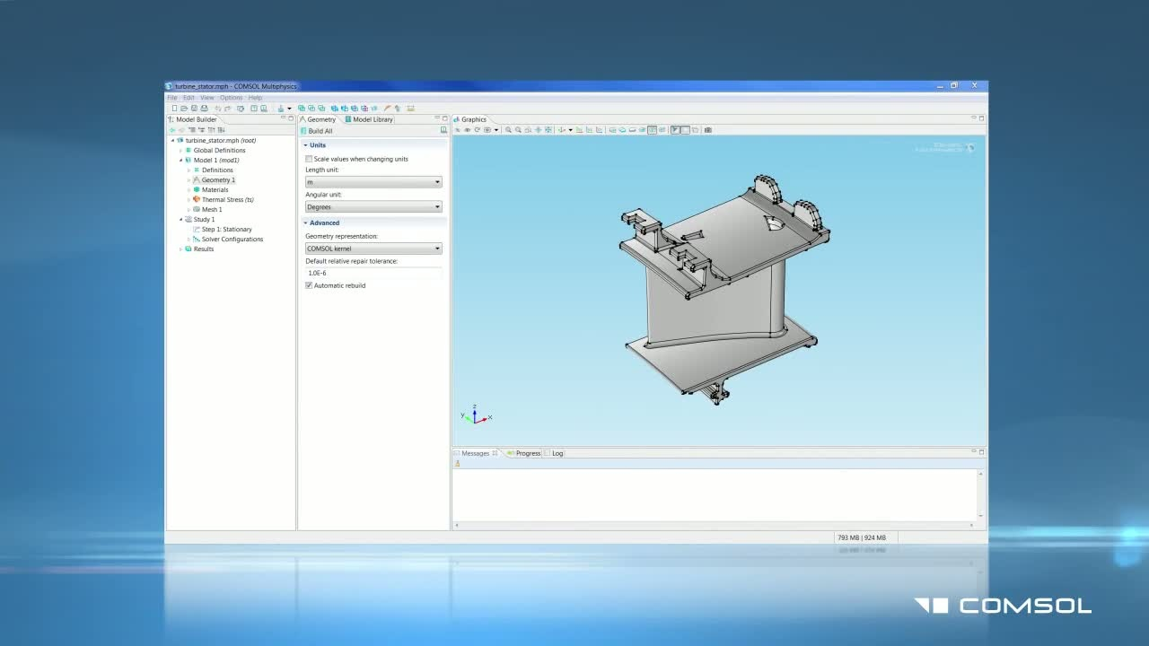 Tutorial_How to Export STL Files from COMSOL for 3D Printing