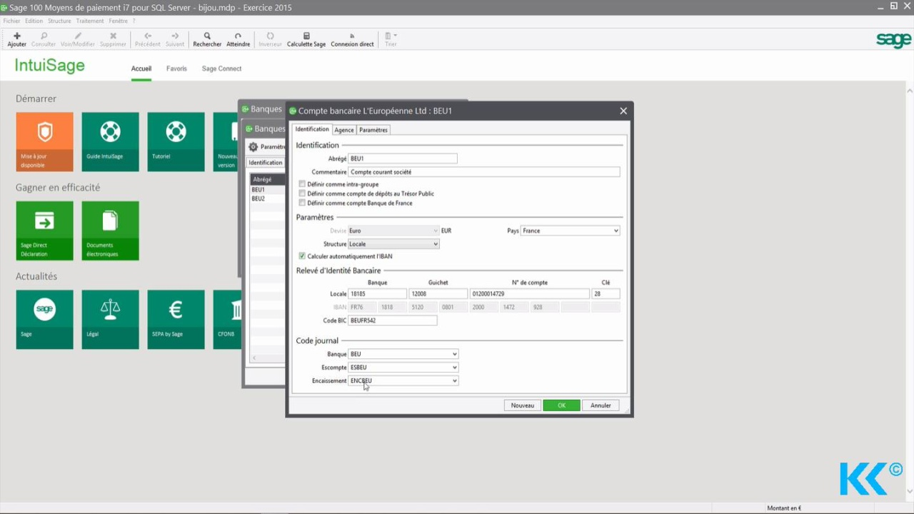 Import From Excel To Sage 100