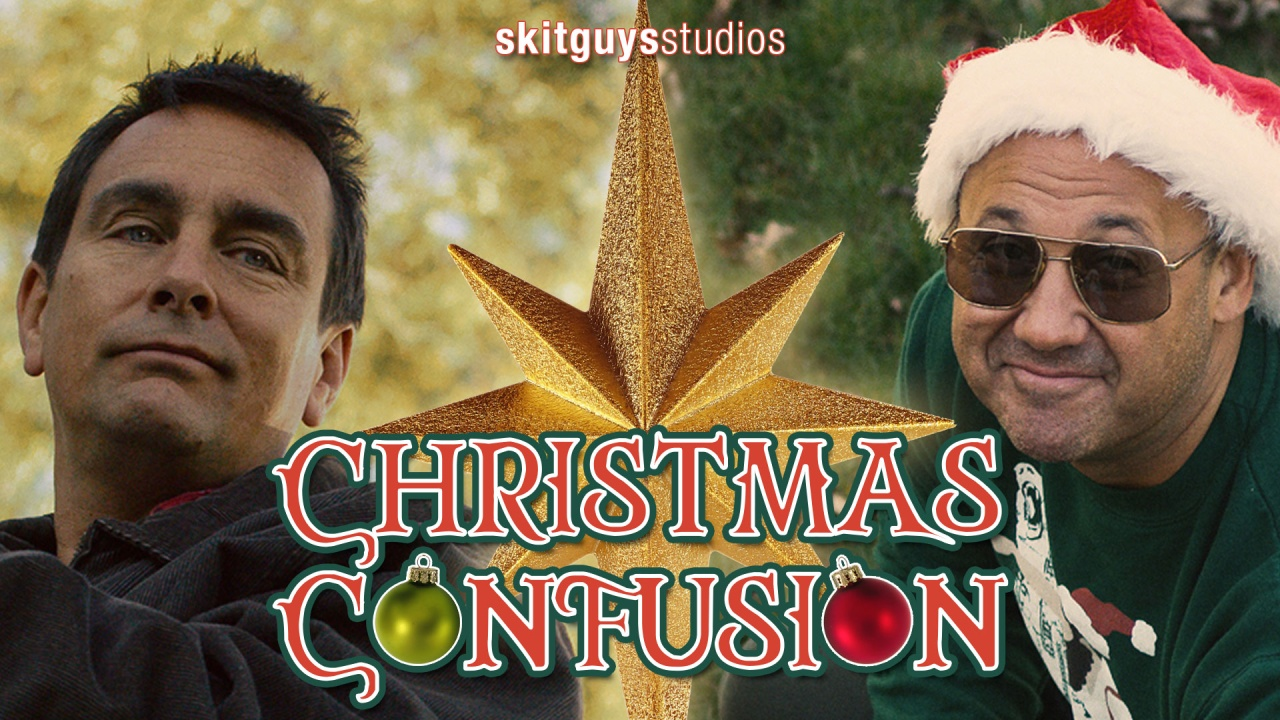 Christmas Confusion | Videos | The Skit Guys