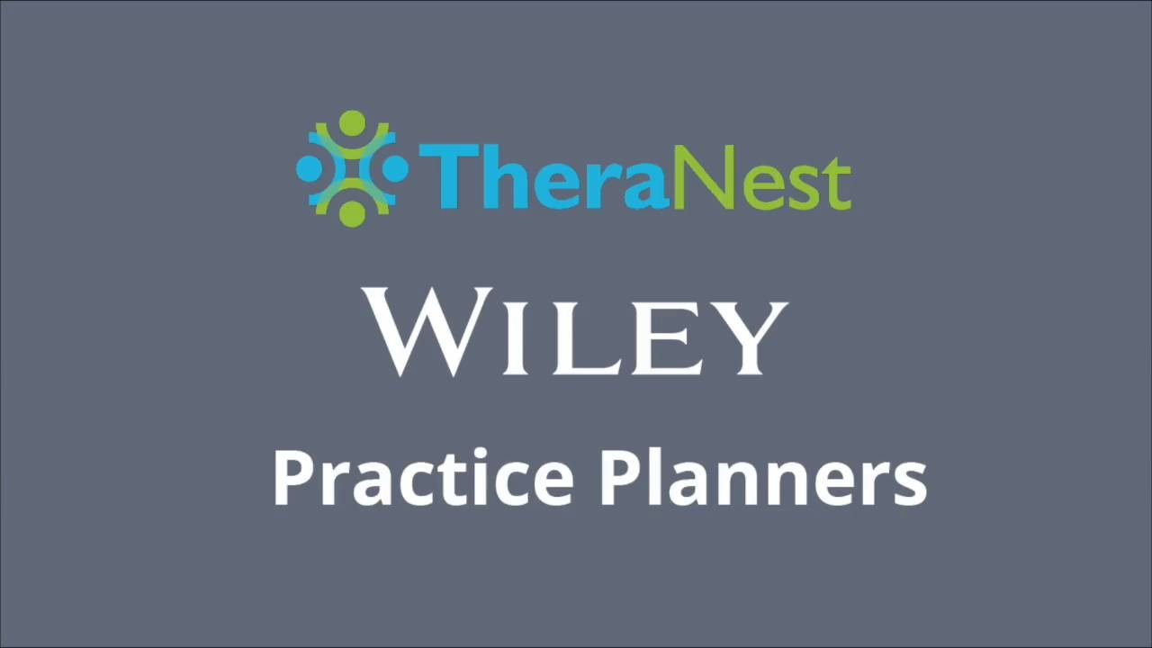 Wiley Practice Planners Complete Mental Health Treatment Plans